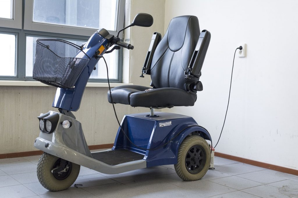 mobility aids UK